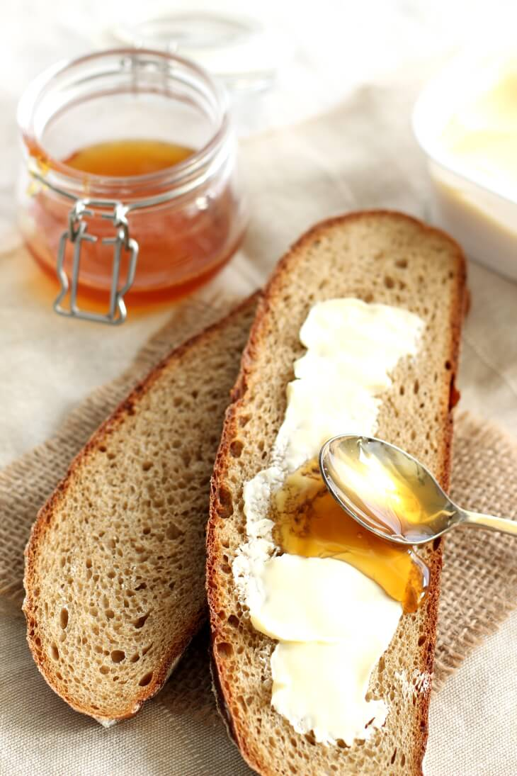 Landbrot Rezept | bäckerina.de