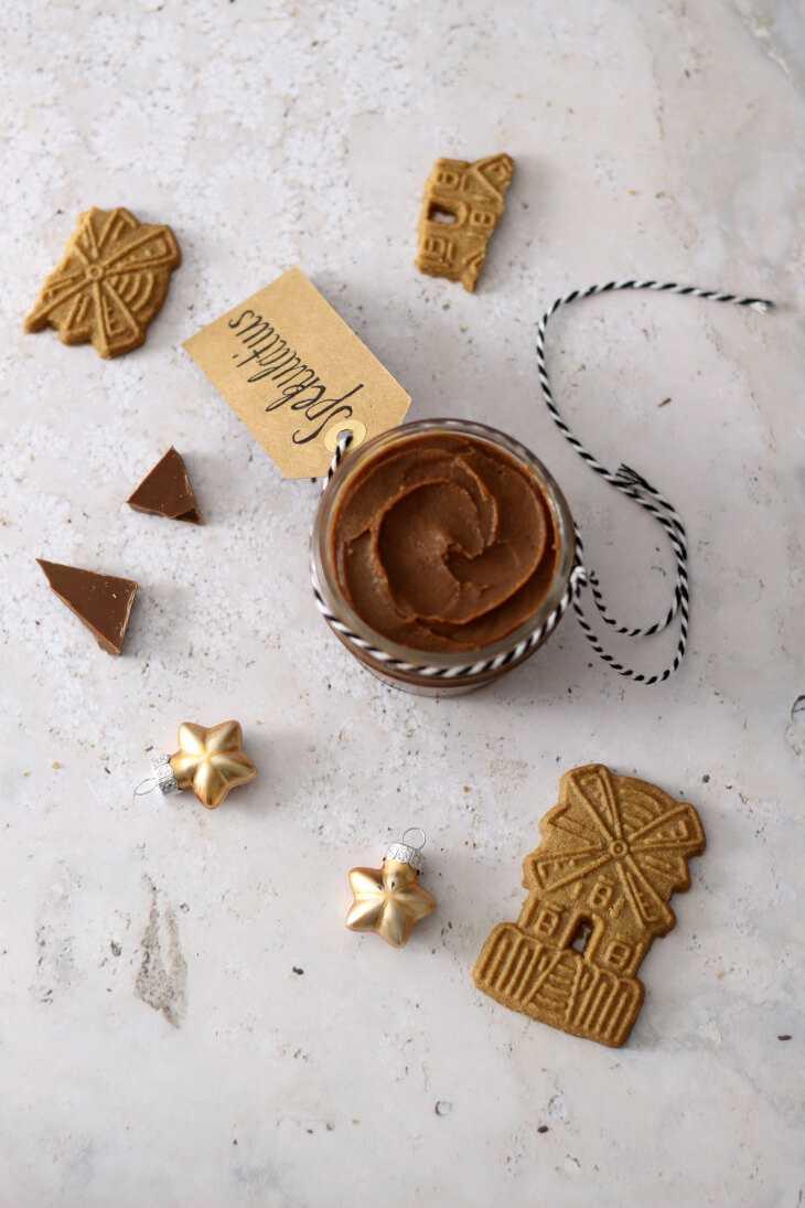 Nougat Spekulatius Creme | bäckerina.de