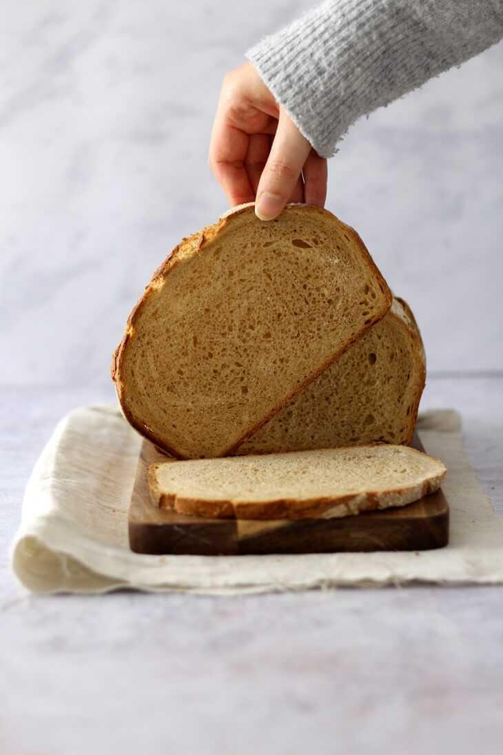 Mischbrot Ofenmeister Alltagsbrot | bäckerina.de