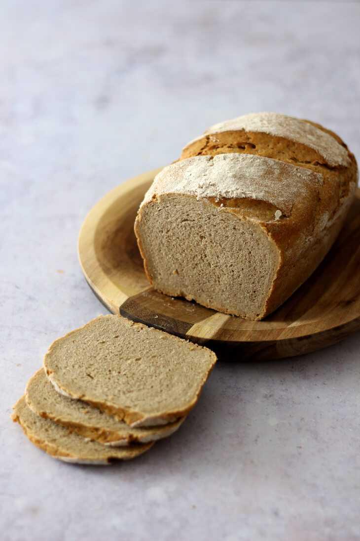 Mischbrot mit Sauerteig | bäckerina.de