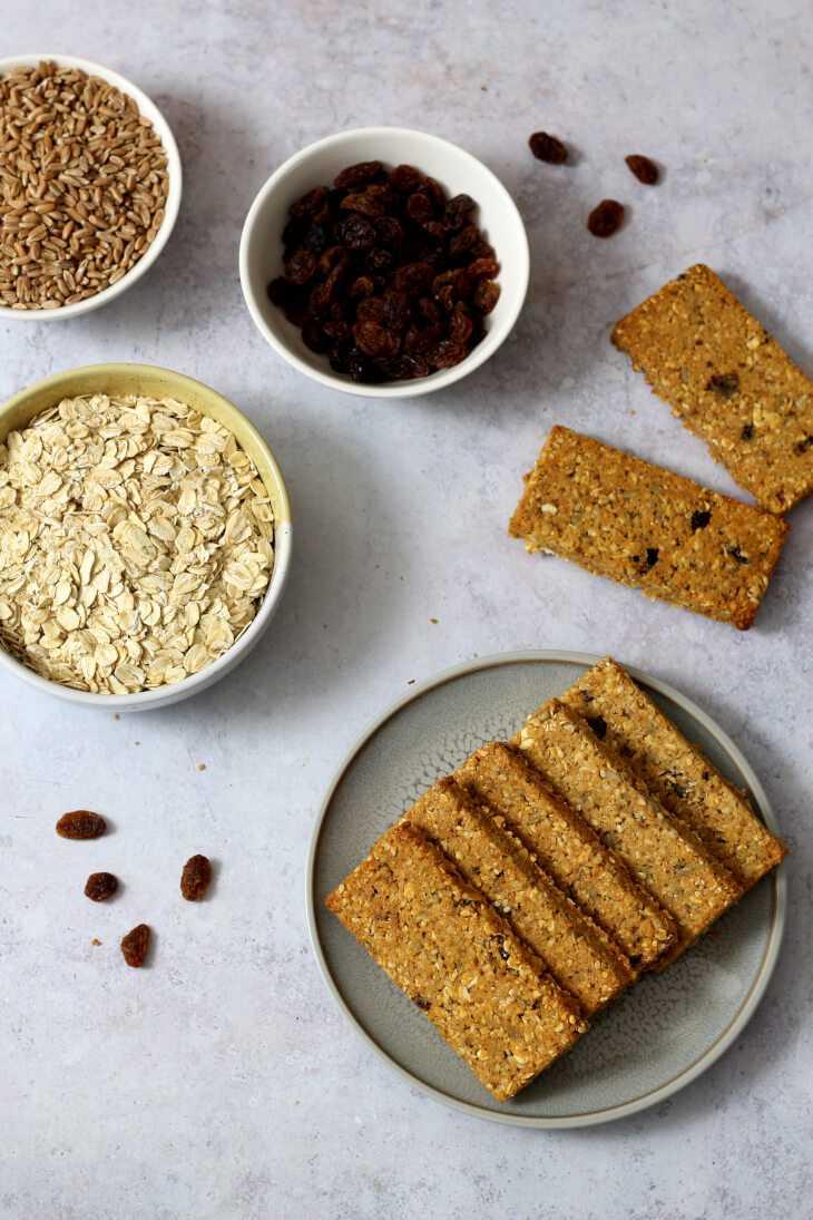 Müsliriegel selber machen Rezept | bäckerina.de