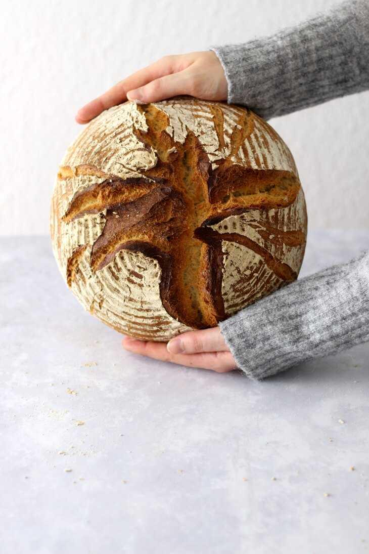 Buttermilchbrot Thermomix Rezept | bäckerina.de