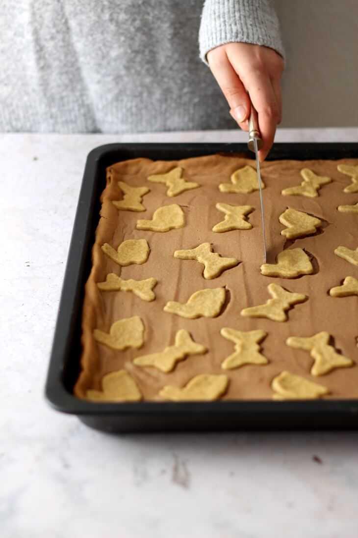 Schoko Zupfkuchen vom Blech | bäckerina.de