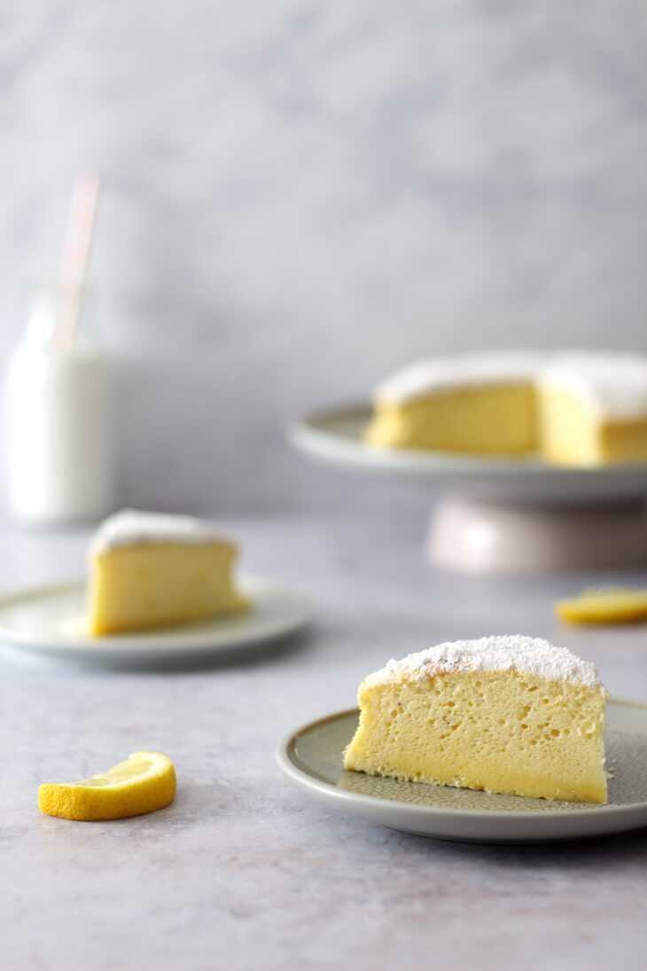 Japanischer Käsekuchen | bäckerina.de